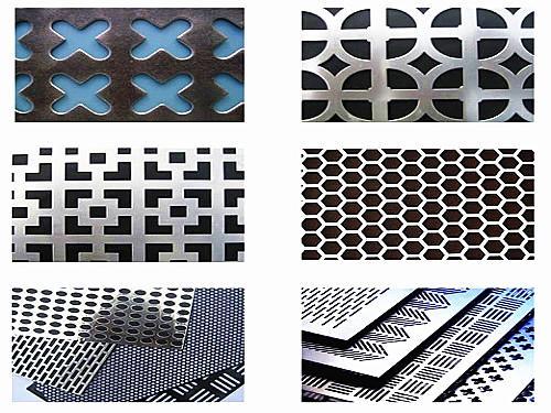 建筑用冲孔网