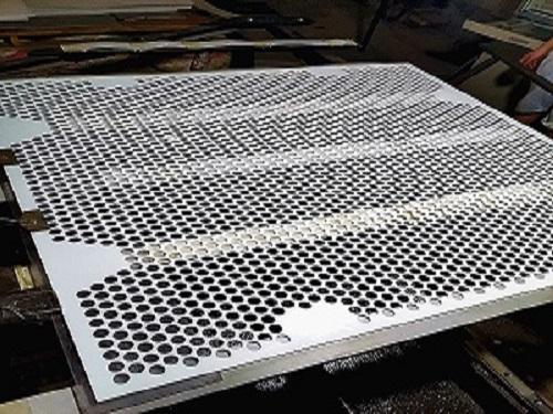 食品罐头杀菌锅隔板/杀菌笼垫板/杀菌框隔层板