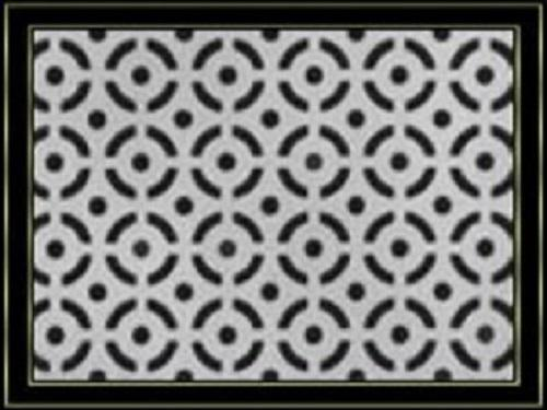 图案孔pvc冲孔网