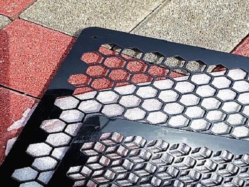 六角孔冲孔网厂家-六角孔冲孔板价格