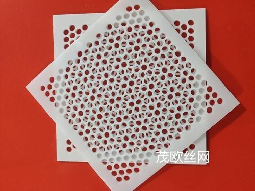 塑料冲孔板及杀菌锅隔板图片案例