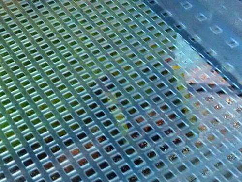 方孔冲孔板与长方孔冲孔网