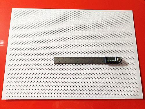 玻璃纤维塑料冲孔网板
