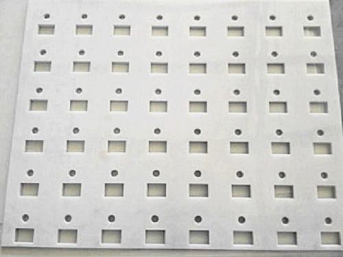 聚乙烯冲孔板(pe冲孔网)