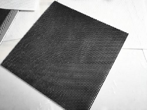 塑料五角星冲孔网板